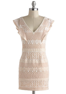 Maple Cream Confection Dress