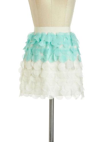 Bokeh Dots Skirt