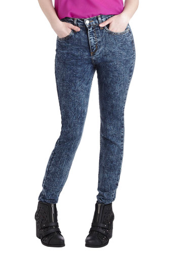 Acids and Basics Jeans