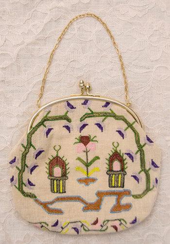 Vintage Show of Handiwork Bag