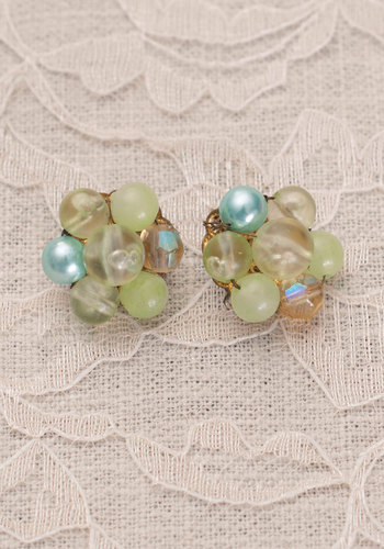 Vintage Seaside Soiree Earrings
