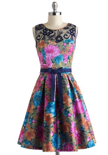 Reception to Follow Dress