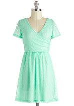 Dresses - Mirthful in Mint Dress