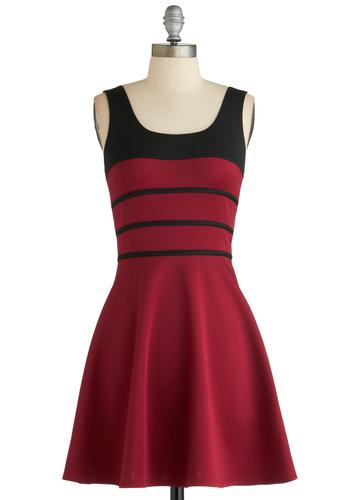 Twirl of Opportunity Dress