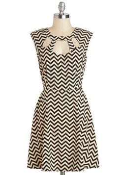 Zagging Rights Dress