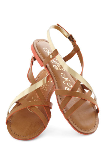 Furnish Your Portfolio Sandal in Tan