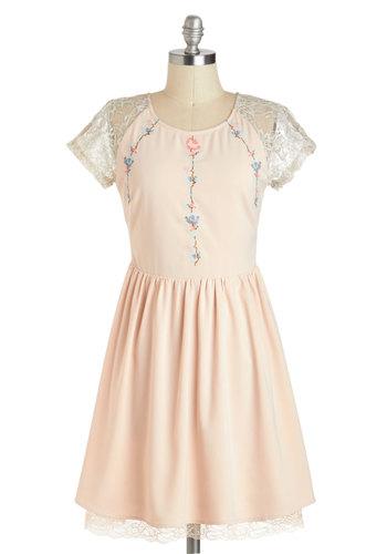 All I Needlepoint Dress
