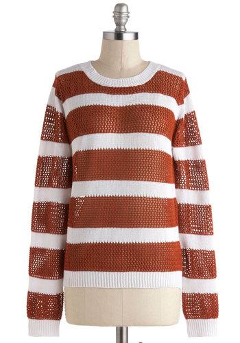 Take the Carrot Cake Sweater