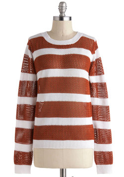 Take the Carrot Cake Sweater