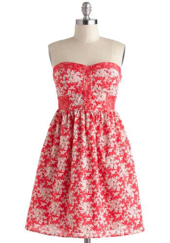 Rose Colored Classes Dress
