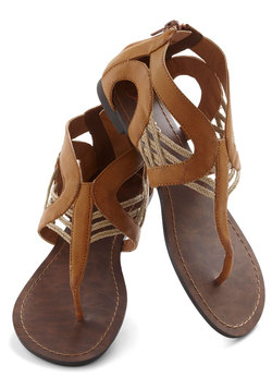 Talking Drum Sandal