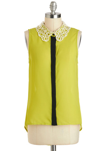 Twist of Lime Top