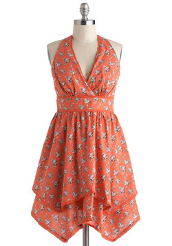 Roseate Tendencies Dress