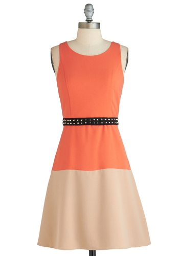 Edge and Flow Dress