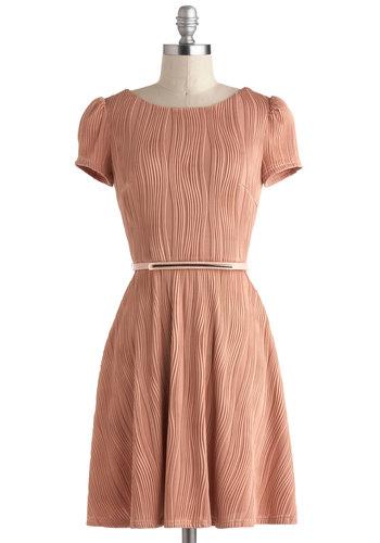 Primary Texture Dress