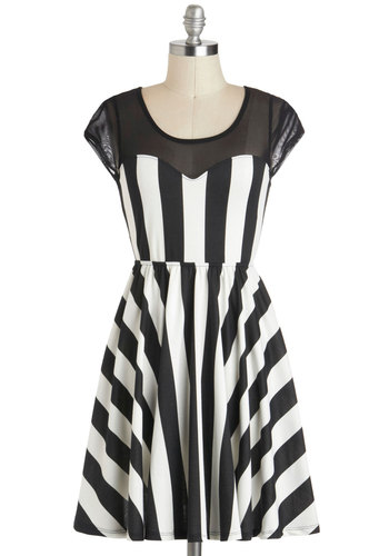 By Contrast Dress