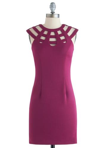 Posh Prospect Dress
