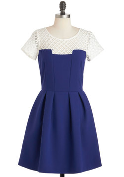 Mind Over Manor Dress