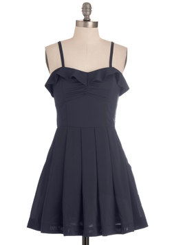 Be My Navy Dress