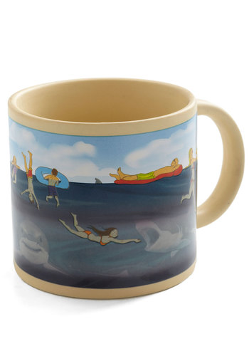 Made You Lurk Mug - Multi, Nautical, Quirky, Good