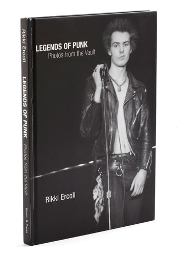 Legends of Punk - Black, Vintage Inspired, 70s, 80s, Music