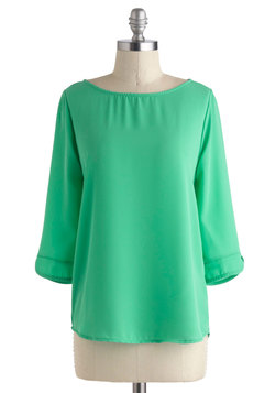What's Your Secret? Top in Jade
