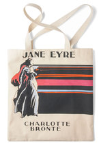Bookshelf Bandit Tote in Jane