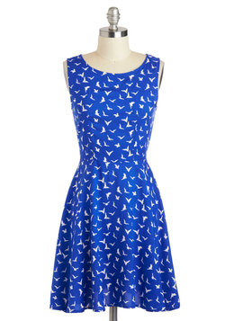 Friendly Skies Dress