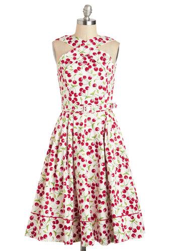 Bing Your Praises Dress