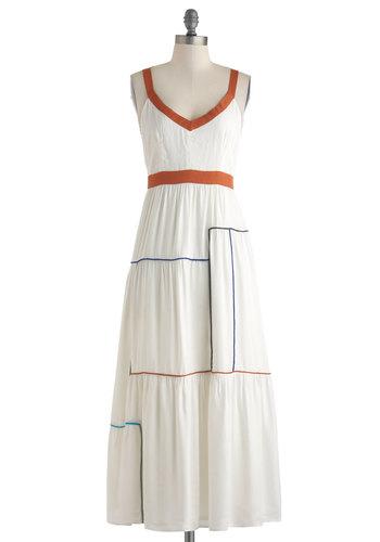 Straight and Yarrow Dress