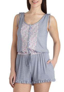 Along We Go Lounge Romper