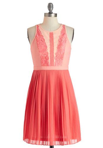 Applique Ballet Dress