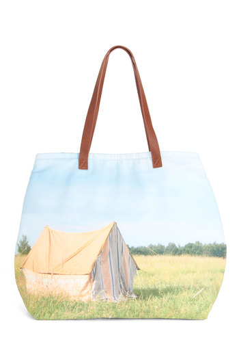 A Prairie Haute Companion Bag by Nice Things - International Designer, Multi, Novelty Print, Casual, Travel