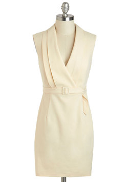 Jetsetter Journalist Dress