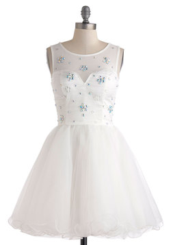 Once Upon a Gleam Dress