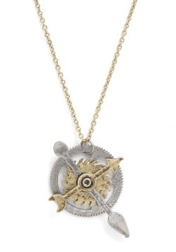 Cog and Effect Necklace