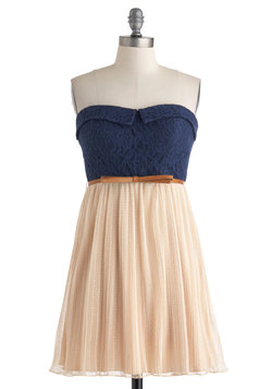 Center Stage of Attention Dress