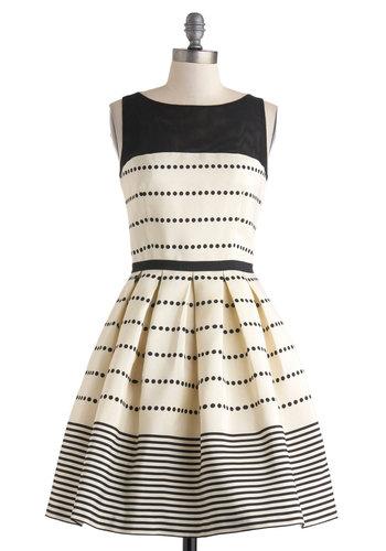 Promoting Elegance Dress