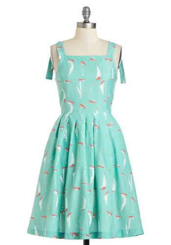 Andrea's Set Sailor Dress