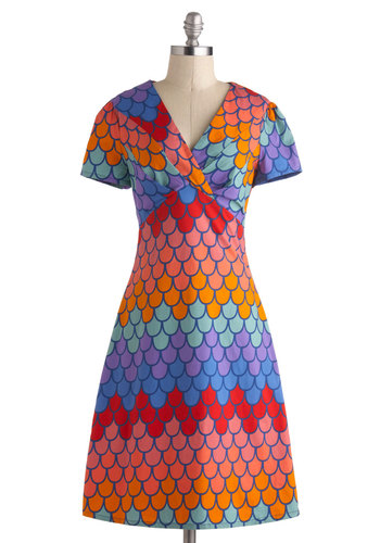 Rainbow Miss Dress