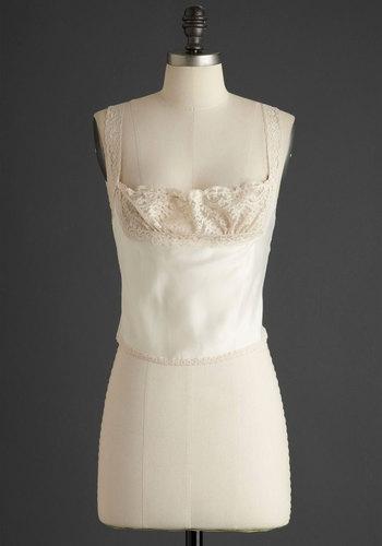 Vintage Bridal Suite Life Camisole