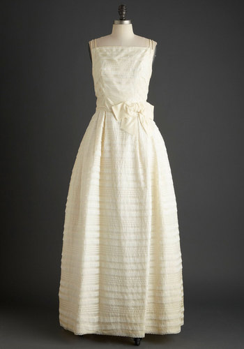 Vintage Bride and Preciousness Dress