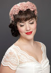 Vintage With This Spring Fascinator