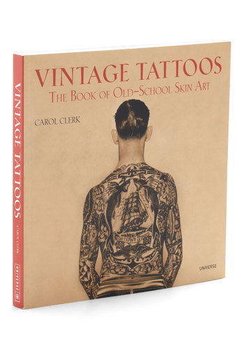 Vintage Tattoos - Vintage Inspired, Good, Halloween, Top Rated