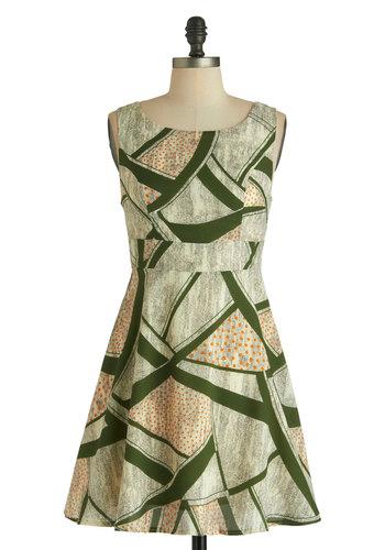 Art Greco Dress