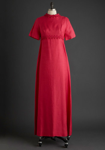 Vintage Bridesmaid You Look Dress