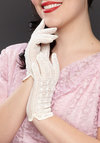 Vintage Take My Hand Gloves