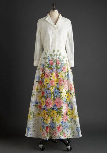 Vintage Estate of Bliss Dress