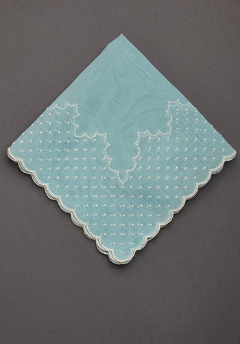 Vintage This Magic Momento Handkerchief