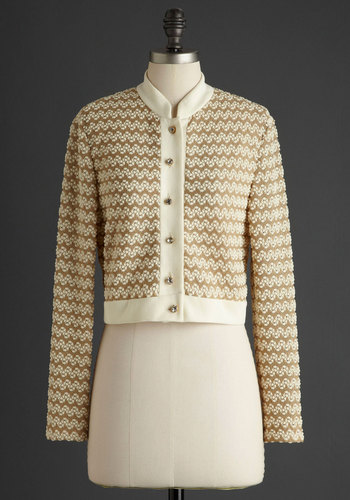 Vintage Prize to the Occasion Cardigan